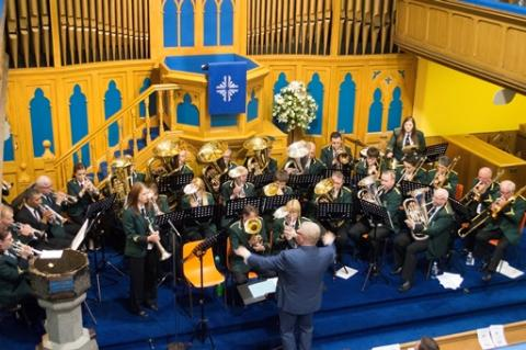 West Calder Brass Band