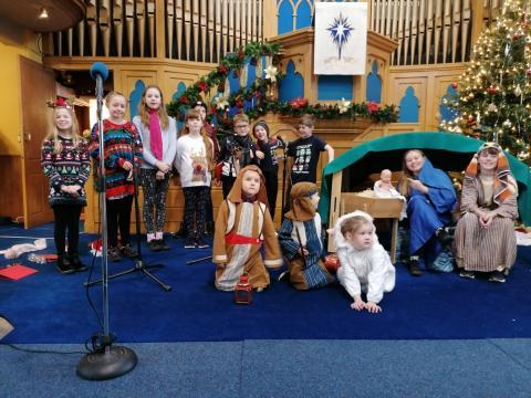 Oh Happy Day! 2019 United Nativity